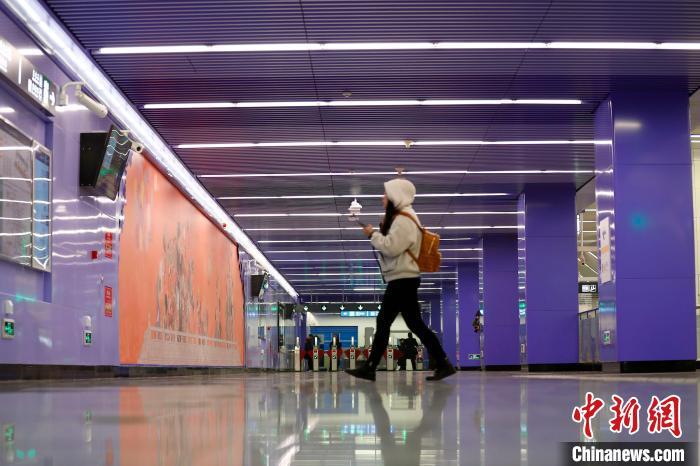 7号线东延、八通线南延开通 北京地铁总里程增至699.3公里-中国商网|中国商报社1