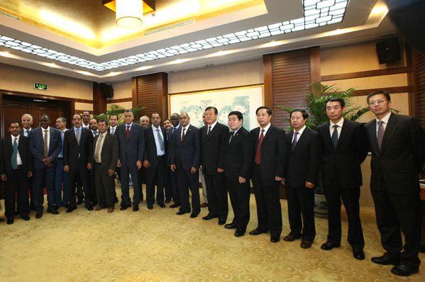 中国—毛里塔尼亚渔业混合委员会