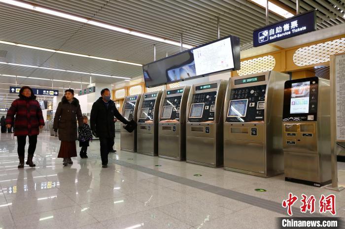 7号线东延、八通线南延开通北京